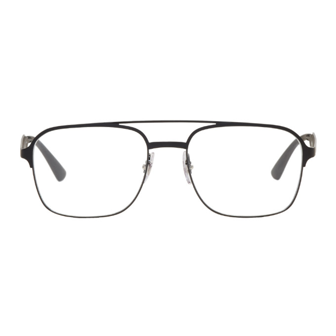 Image of Ray-Ban Black Active Glasses