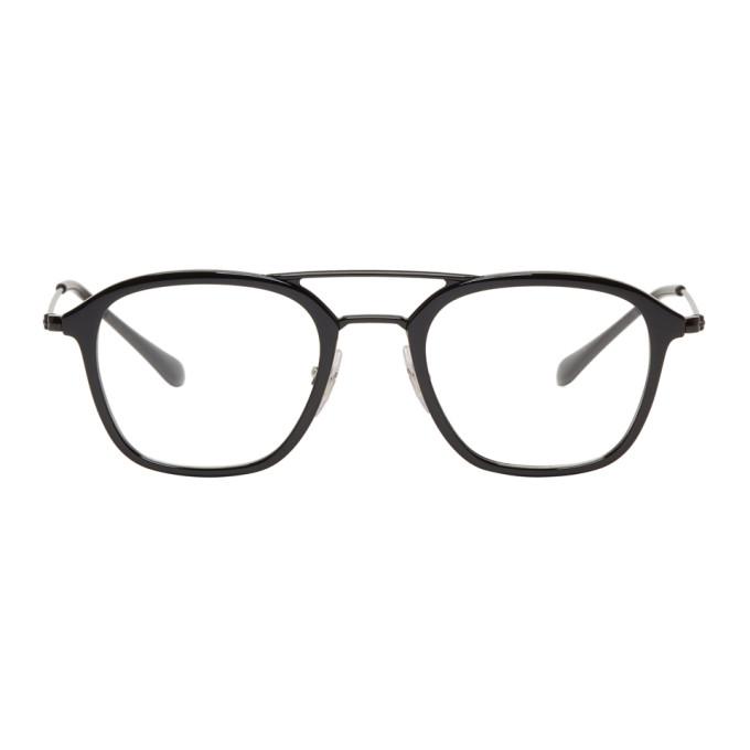 Image of Ray-Ban Black Highstreet Glasses