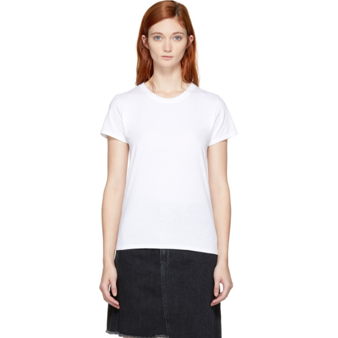 Image of Earnest Sewn White Hermione T-Shirt