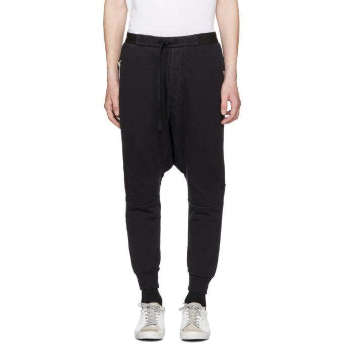 Image of Unravel Black Drop Lounge Pants