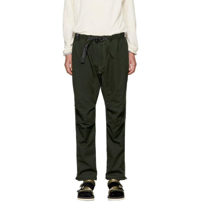 Image of and Wander Khaki Climbing Trousers