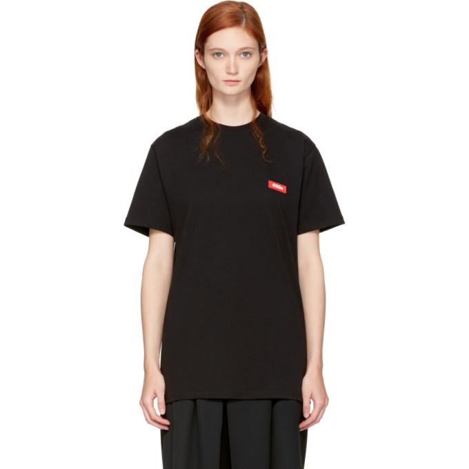 032c 032c black power tshirt