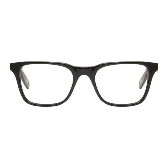 Image of all in Black York Glasses