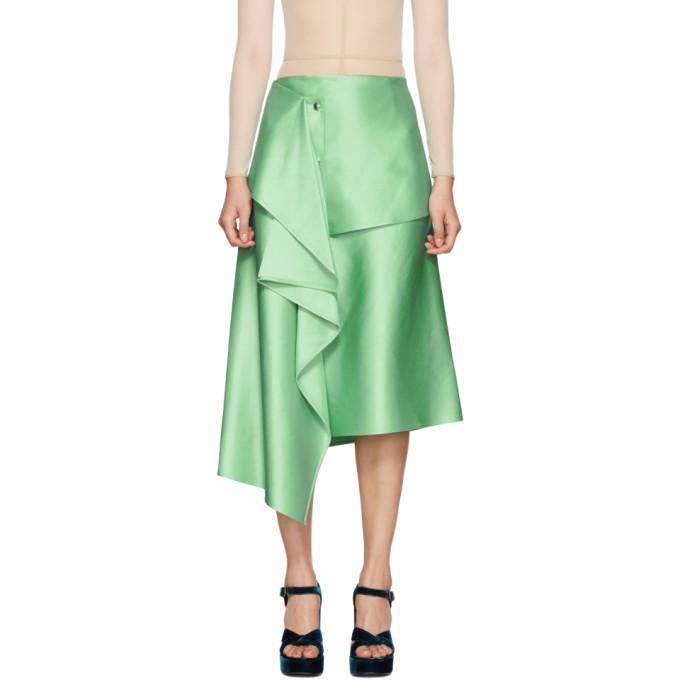 Image of Sies Marjan Green Camie Skirt