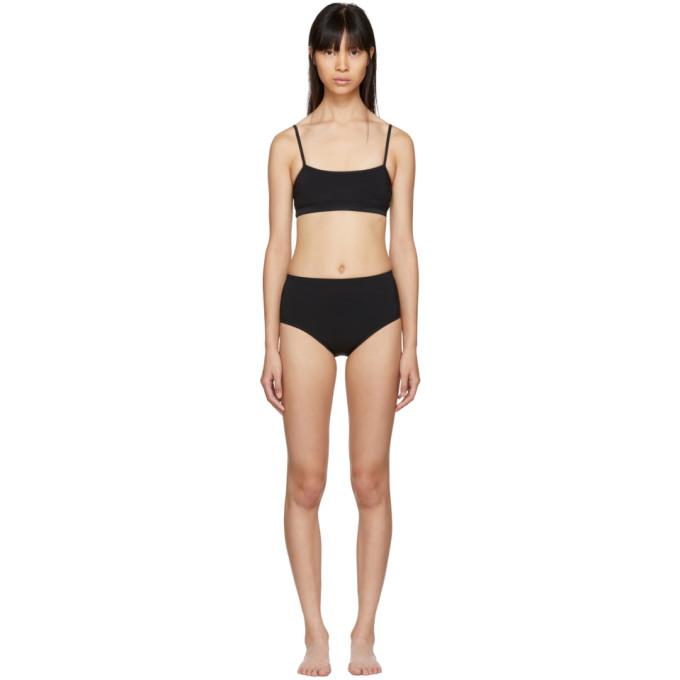 Image of Marieyat Black G-Tang Bikini