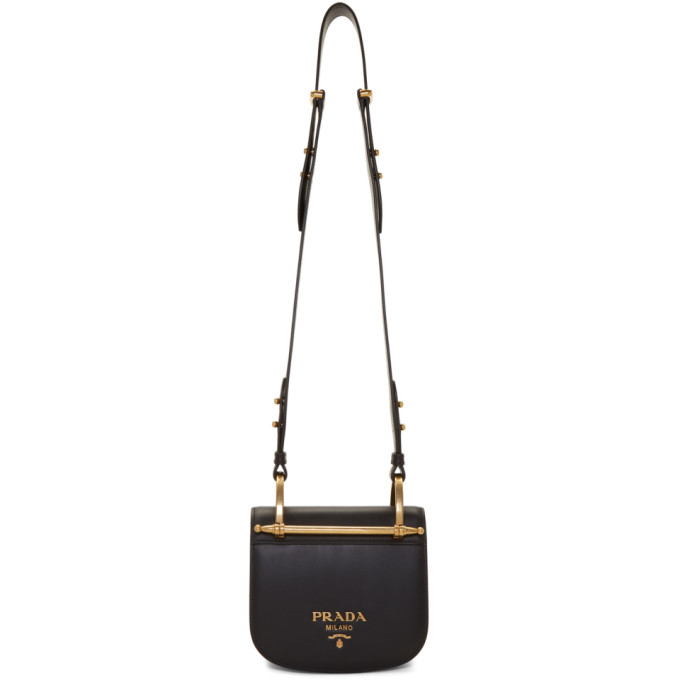 Prada Black Pionni�re Bag