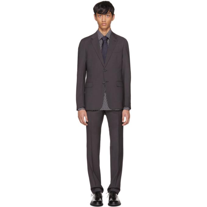 Prada Grey Tela Suit