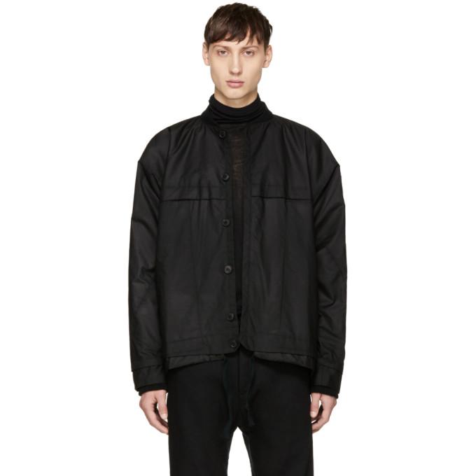 Image of Jan-Jan Van Essche Black #23 Jacket