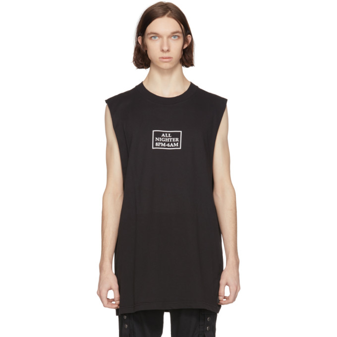 Image of Diesel Black 'All Nighter' Lucas CO AB T-Shirt