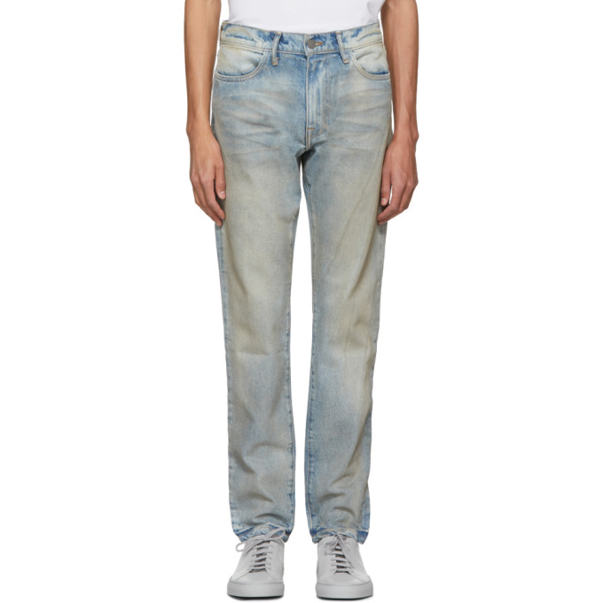 Image of 424 Blue Mechanic Jeans