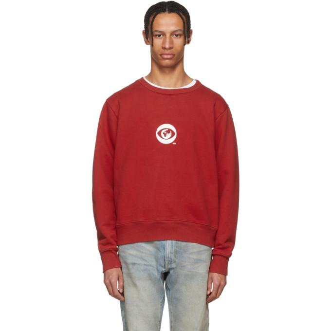 Image of 424 Red Big Brother Sweatshirt