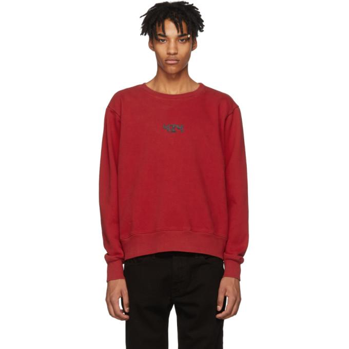 Image of 424 Red Death Star Sweatshirt