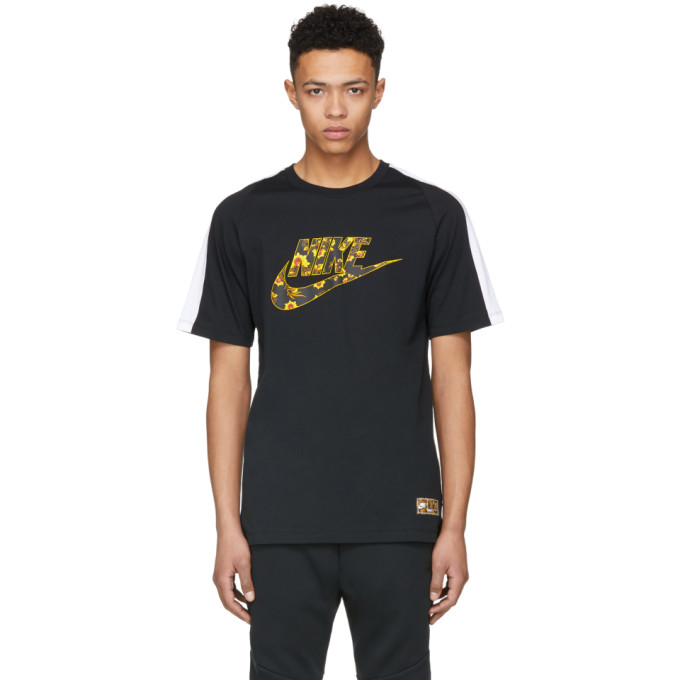 Nike Black Khokhloma Sportswear T-Shirt