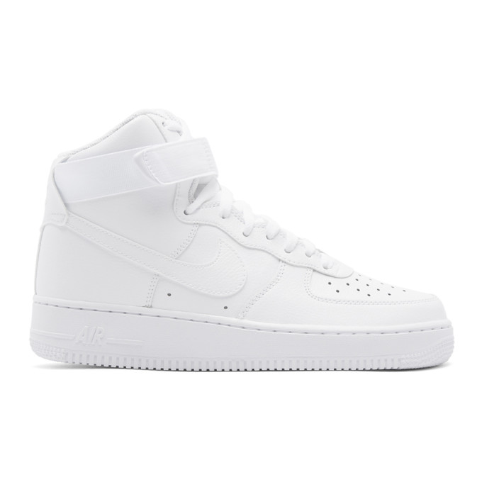 Nike White Air Force 1 '07 High Sneakers