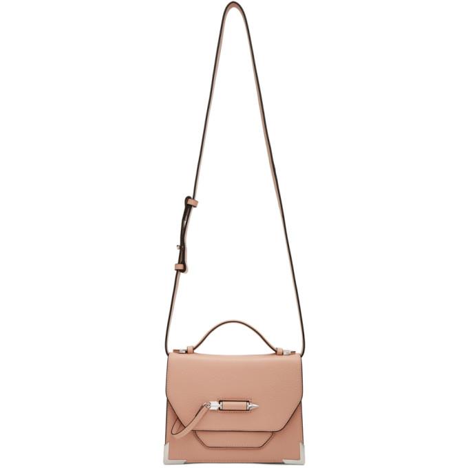 Mackage Pink Keeley Crossbody Bag