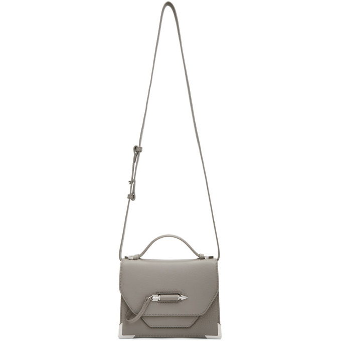 Mackage Grey Keeley Crossbody Bag