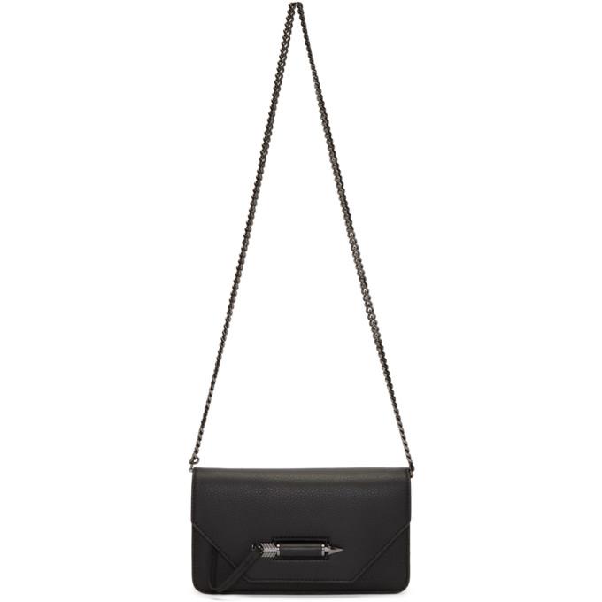 Mackage Black Zoey-C Wallet Chain Bag