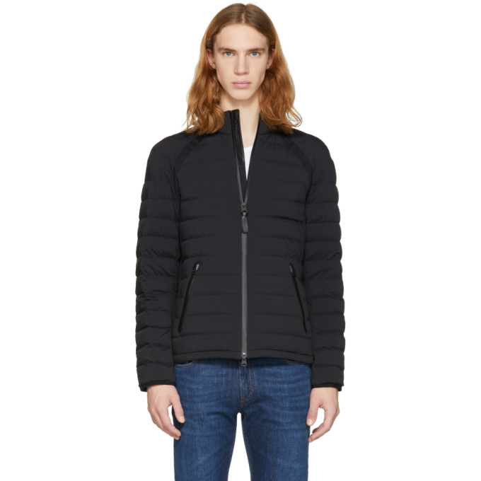 Image of Mackage Black Down Maxfield Jacket