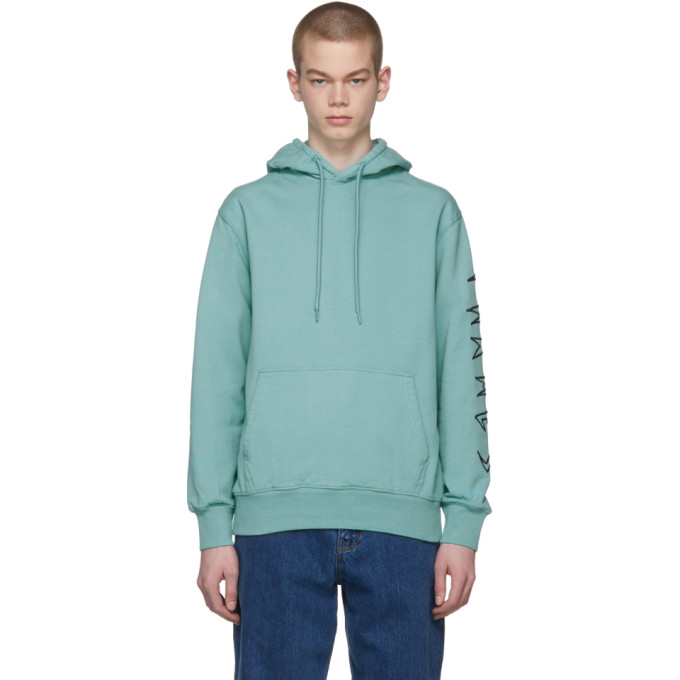 Image of Thames Blue A Second Sue Hoodie