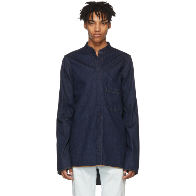 Wheir Bobson Indigo Denim Shirt