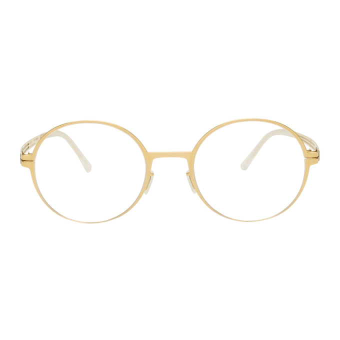 Image of lool Gold Halo Glasses