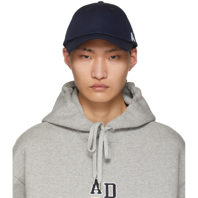 Image of ADER error Navy 'A' Cap