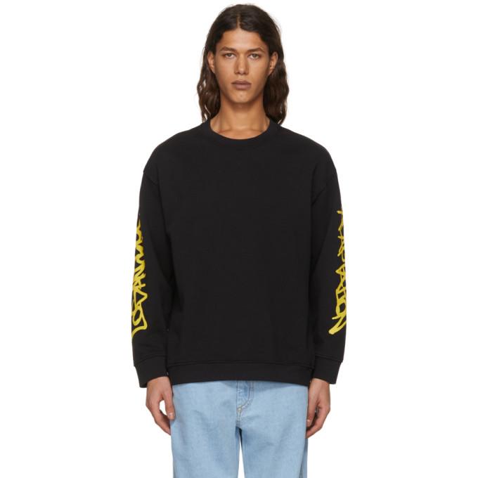 Image of Adaptation Black Saber Sweatshirt