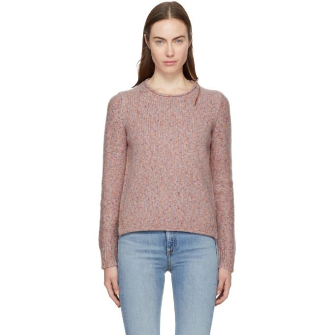Rag & Bone Pink Francie Sweater