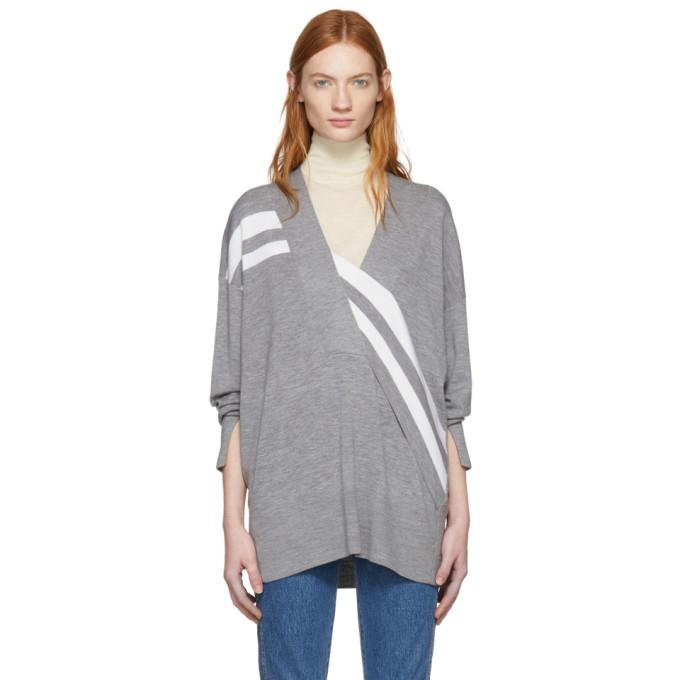 Rag & Bone Grey Grace Sweater