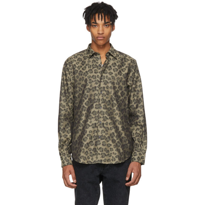 Image of Cobra S.C. Brown Leopard Model One Shirt