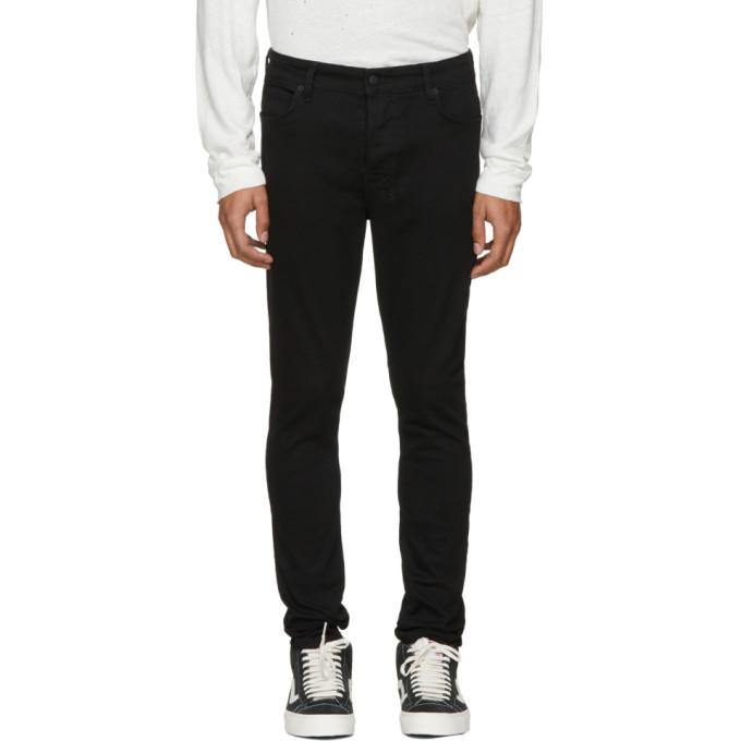 Image of Ksubi Black Van Winkle Jeans