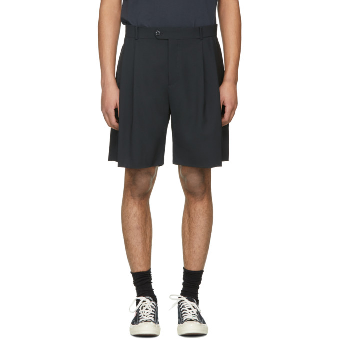 Diesel Black Gold Black Trouser Shorts