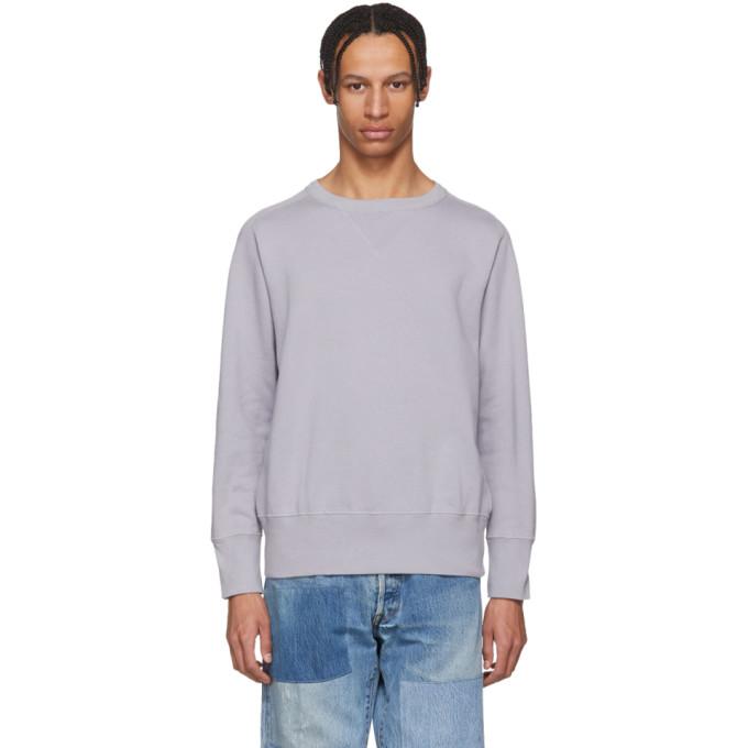 Image of Levi's Vintage Clothing Purple Bay Meadows Sweatshirt