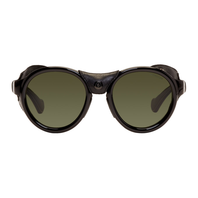 Moncler Black ML0046 Sunglasses