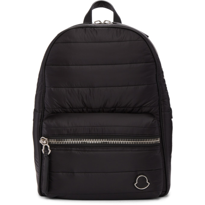 Moncler Black New George Zaino Backpack