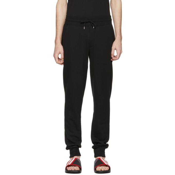 Moncler Pantalon de survêtement noir