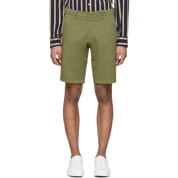 Image of Tiger of Sweden Green Hills 5 Shorts
