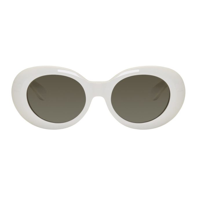 Acne Studios Off White Mustang Sunglasses