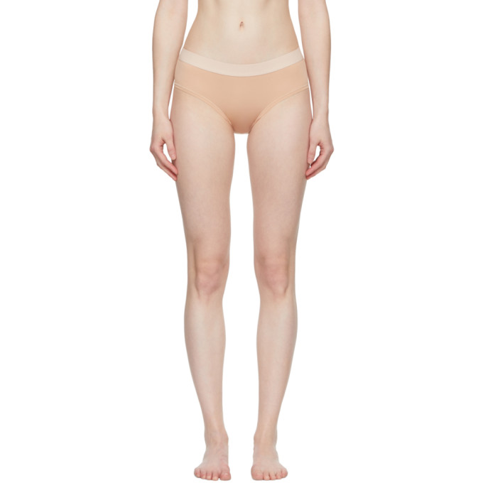 Image of Acne Studios Beige Denise Briefs