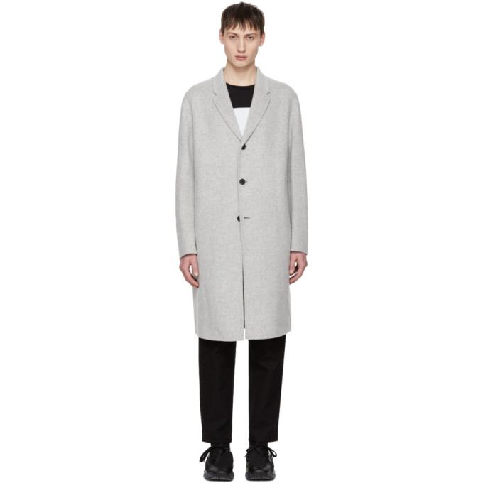 Acne Studios Grey Chad Coat