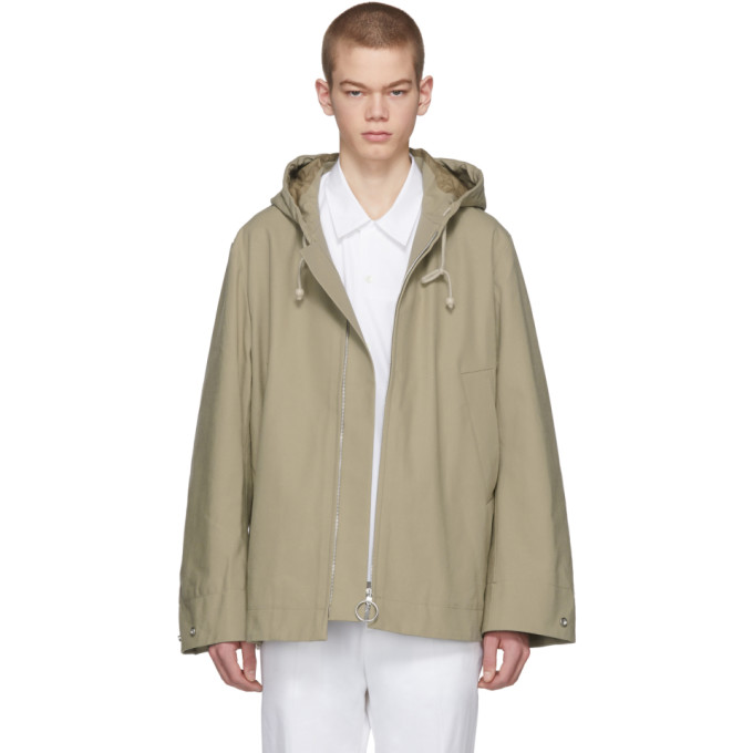 Acne Studios Beige Melt Jacket