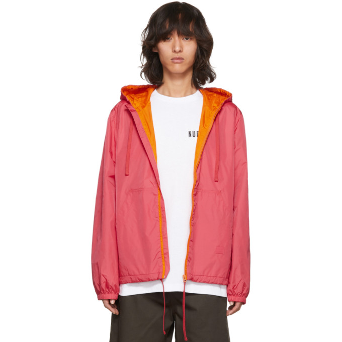 Acne Studios Pink Marty Face Jacket