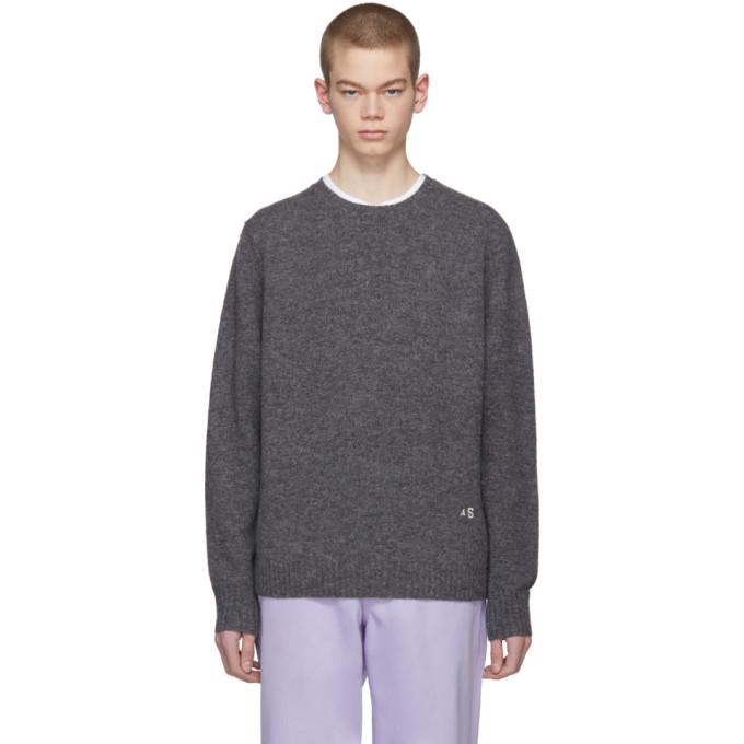Acne Studios Grey Nicoul Sweater