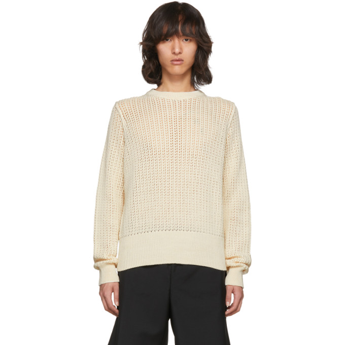 Acne Studios Beige Narno Sweater