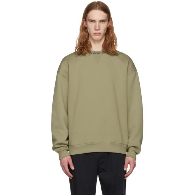 Acne Studios Gren Flogho Sweatshirt