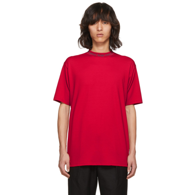 Acne Studios SSENSE Exclusive Red Navid T-Shirt