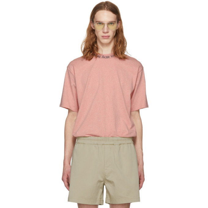 Acne Studios SSENSE Exclusive Pink Navid Shirt