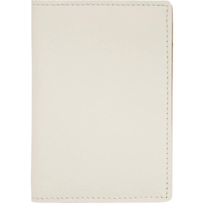 Common Projects Portefeuille blanc Portfolio