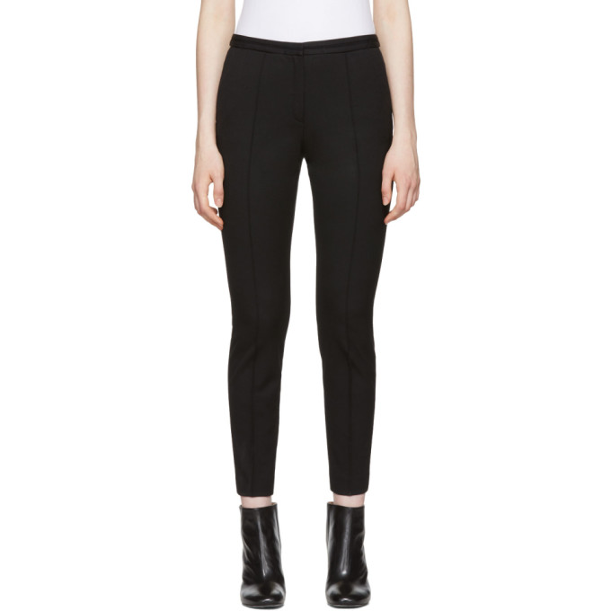 Alexander Wang Black Cigarette Trousers