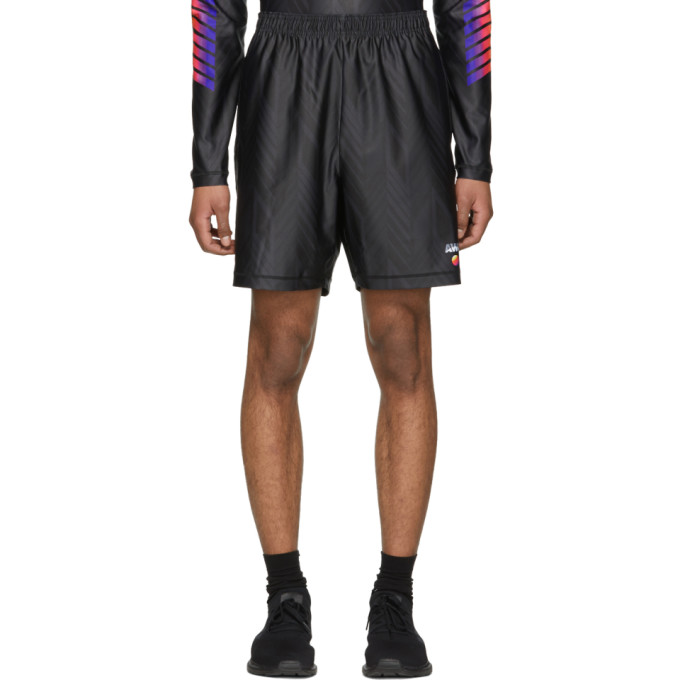 Image of Alexander Wang Black Athletic Shorts